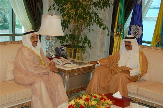 KUNA : Kuwaiti Crown Prince receives local officials
