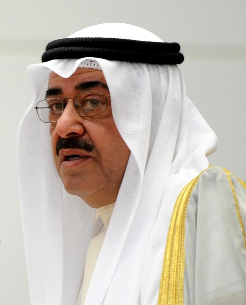 كونا الشيخ أحمد الحمود يهنىء القيادة السياسية بحلول شهر رمضان المبارك الدفاع 18 07 2012