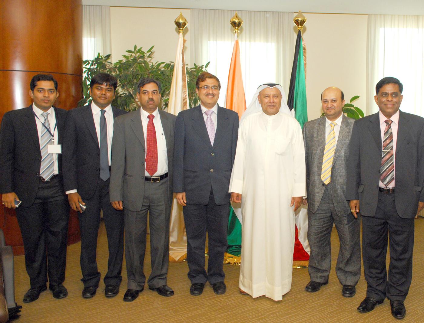 KUNA : Kuwaiti-Indian trade volume at KD 500 million in 2010