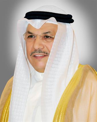 Deputy Prime Minister and Defense Minister Sheikh Khaled Al-Jarrah Al-Sabah