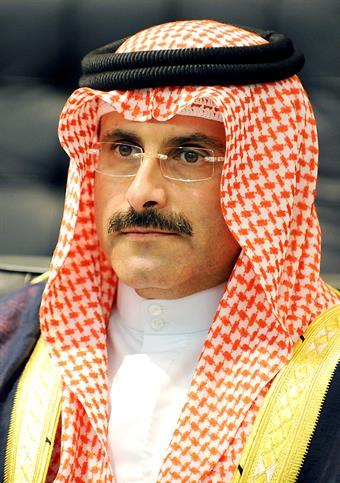 Sheikh Mubarak Al-Duaij Al-Ibrahim Al-Sabah, Head of the Federation of Arab News Agencies (FANA) as well as Chairman and Director General of Kuwait News Agency (KUNA).