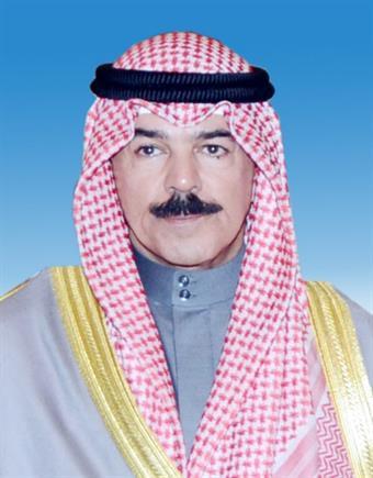Deputy Prime Minister and Interior Minister Sheikh Mohammad Al-Khaled Al-Sabah