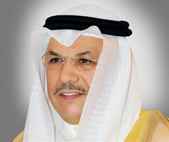 Deputy Premier and Defense Minister Sheikh Khaled Al-Jarrah Al-Sabah