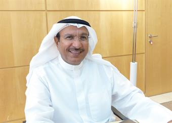 Kuwait Flour Mills and Bakeries Company's Chairman and Managing Director Salah Al-Kulaib