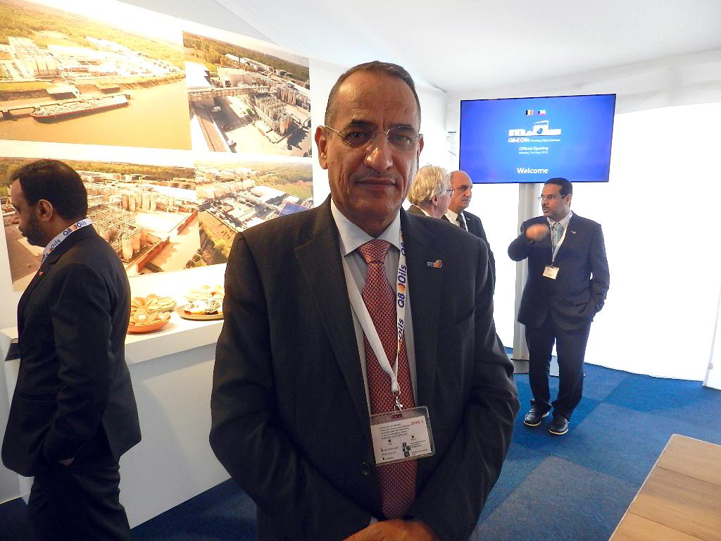 Bakheet Al-Rashidi, President and CEO of Kuwait Petroleum