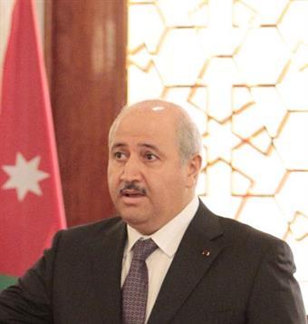 Minister of Water and Irrigation Hazem Al-Nasser