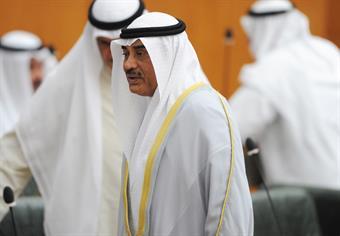 First Deputy Prime Minister and Foreign Minister Sheikh Sabah Al-Khaled Al-Hamad Al-Sabah