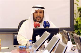 Director General of Zakat House Dr. Ibrahim Al-Saleh