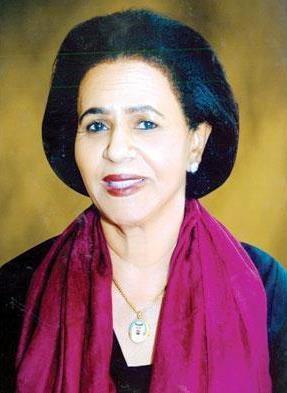 President of the Kuwaiti Society for the Ideal Family Sheikha Fariha Al-Ahmad Al-Jaber Al-Sabah