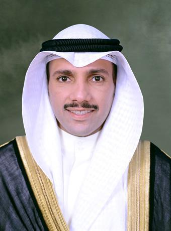 National Assembly Speaker Marzouq Al-Ghanim