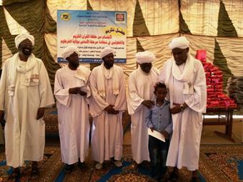 Islamic Heritage Revival Society distributes financial aid to 6,000 orphans with (Ansar Al-Sunnah Al-Mohamadia) charity in Sudan