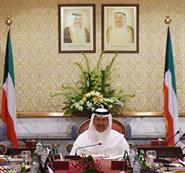 His Highness the Prime Minister Sheikh Jaber Al-Mubarak Al-Hamad Al-Sabah chaires the 111th High Petroleum Commission (HPC) meeting