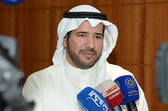 Sheikh Abdullah Al-Ahmad Al-Sabah, General Director of the Environment Public Authority (EPA)