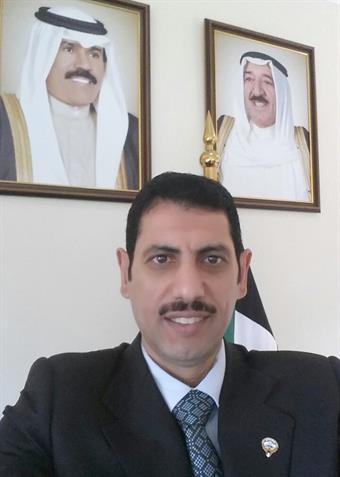 Kuwait's Ambassador to Uzbekistan Ahmad Khaled Al-Jeeran