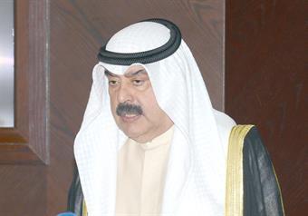 Deputy Foreign Minister Khaled Al-Jarallah