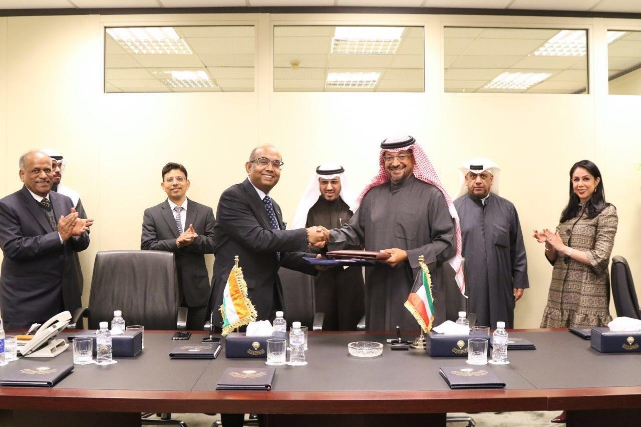 Kuna kuwait india amend double taxation agreement economics kuwaiti ministry of finance undersecretary khalifa hamada signed a protocol with india amending the agreement between platinumwayz