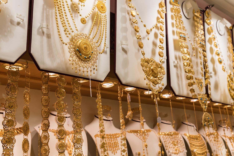 04fd6bd9b كونا : الذهب.. زينة وفخر للمرأة الشرقية وخزينتها على مر الأزمان ...