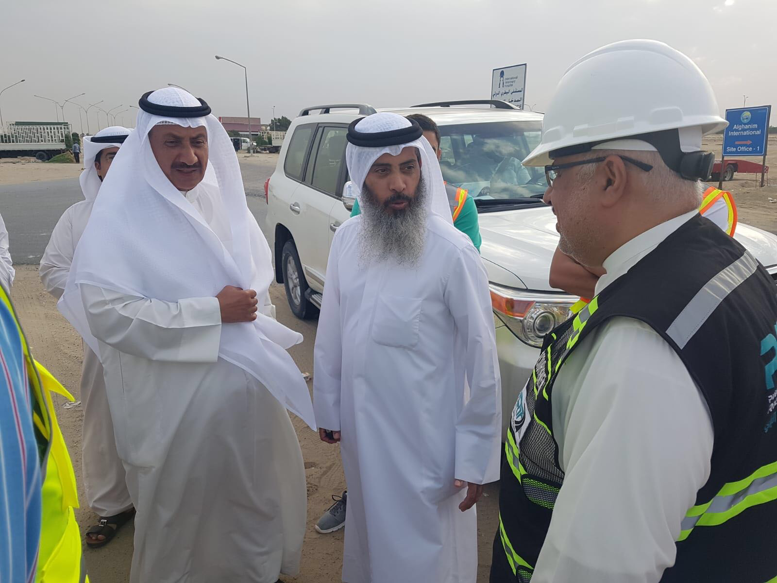 KUNA : Road projects in Kuwait practical application of Vision 2035