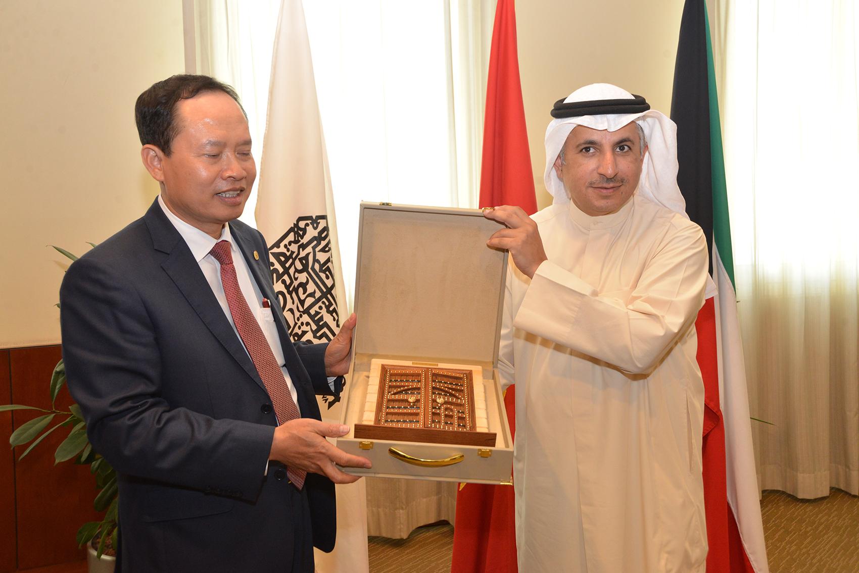 KUNA : Kuwait-Vietnam trade hit USD 500 mln in 2017 - KCCI