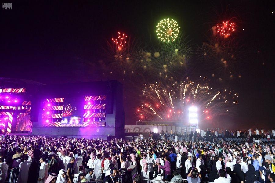 كونا : (موسم الرياض).. تنوع سياحي ثقافي وحضور جماهيري غفير ...