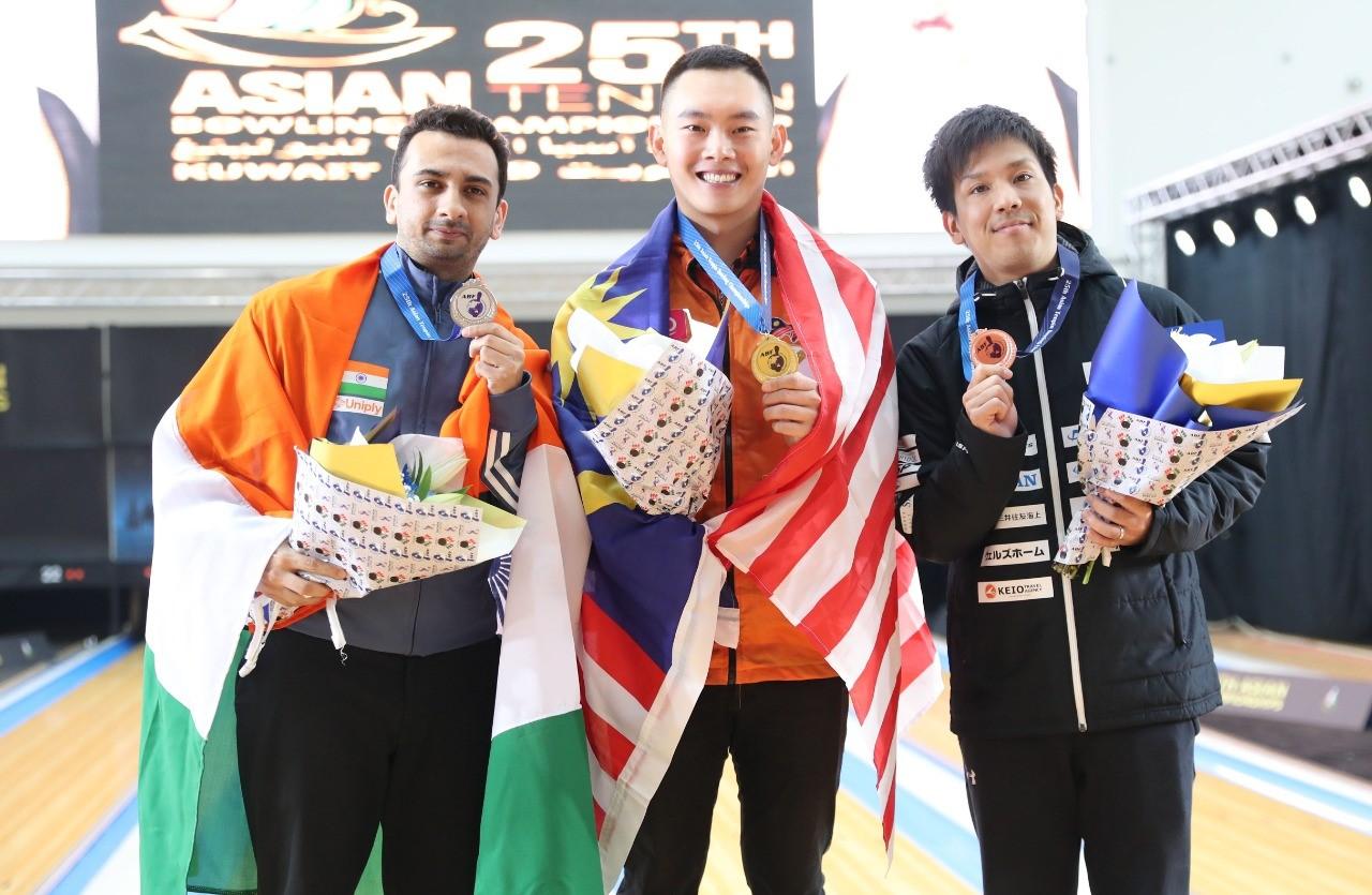كونا : ماليزيا تضيف ذهبية ثانية ببطولة اسيا للبولينغ في الكويت