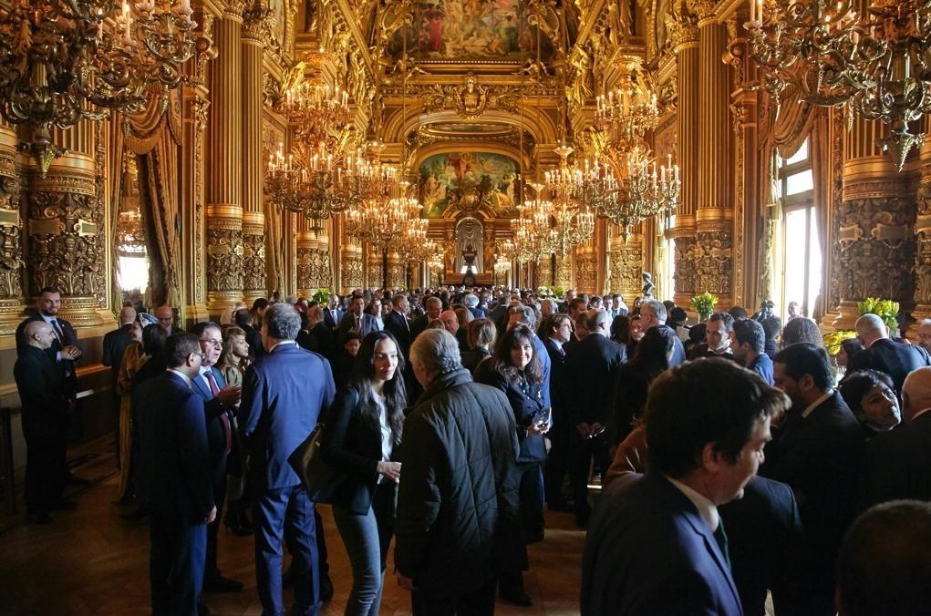 كونا : سفارة الكويت في فرنسا تحتفل بالأعياد الوطنية