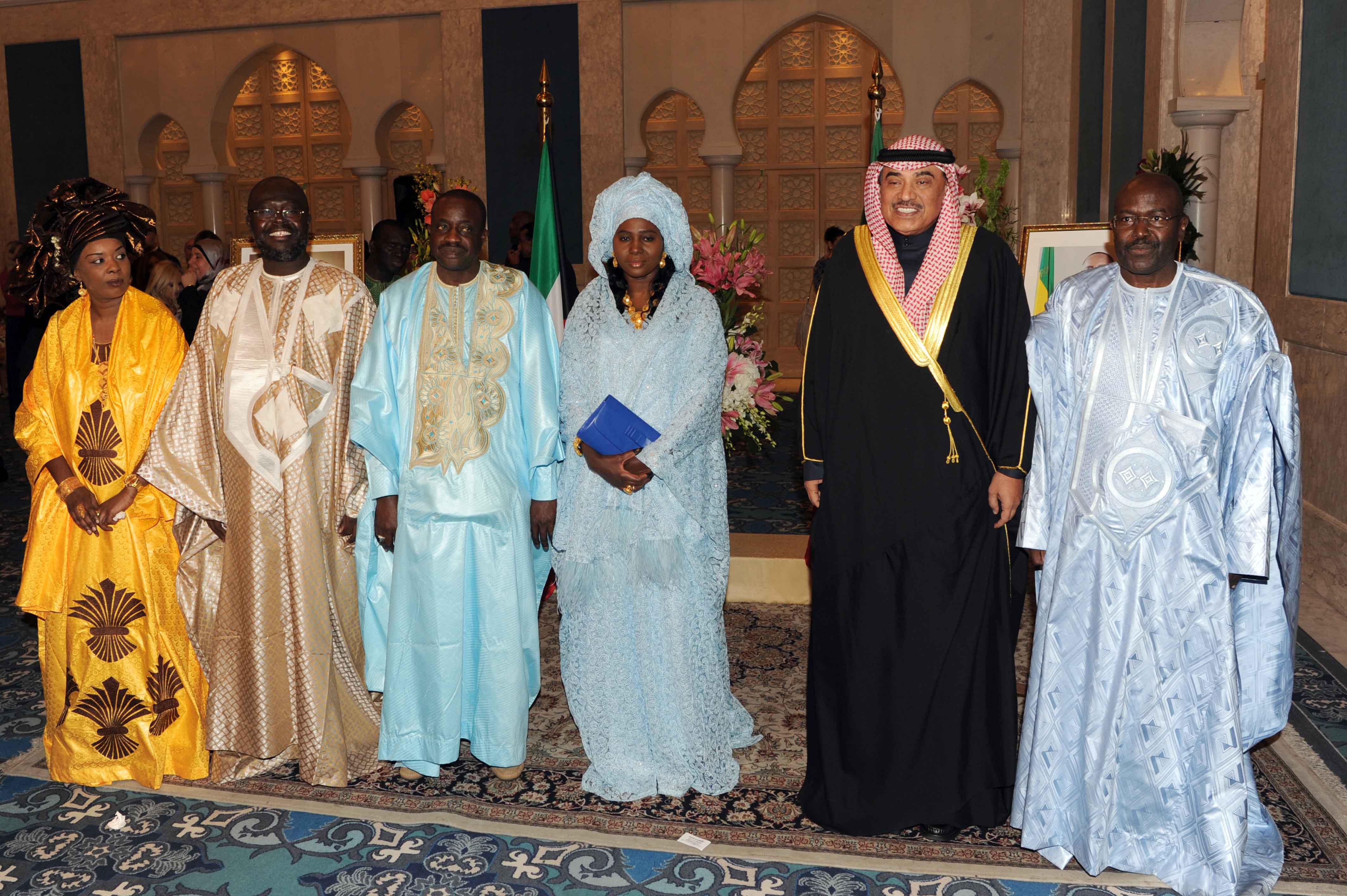 KUNA : Kuwait FM hails strong ties with Senegal - Politics