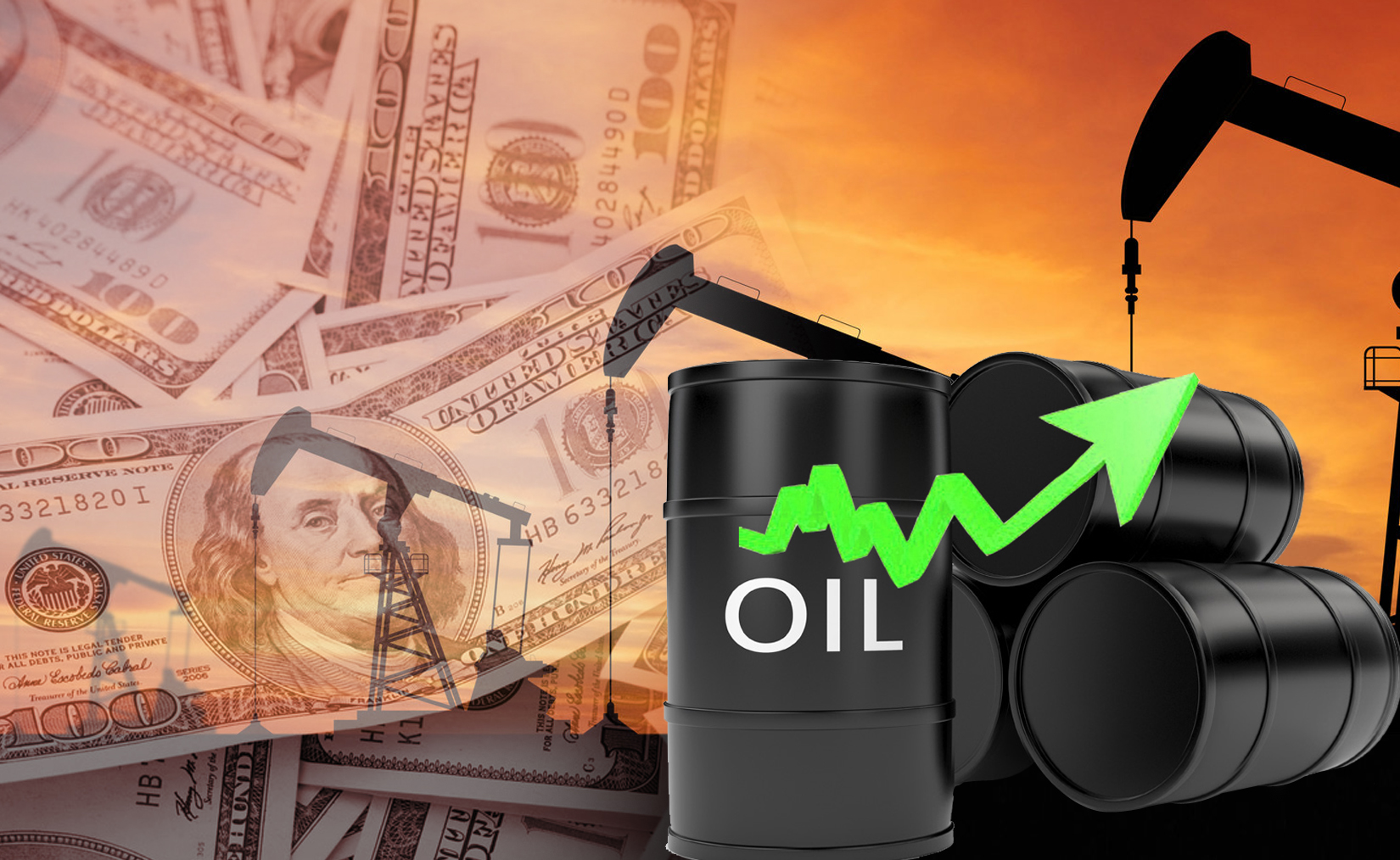 Kuwait oil price up 34 cents, stands at USD 67.55 bp