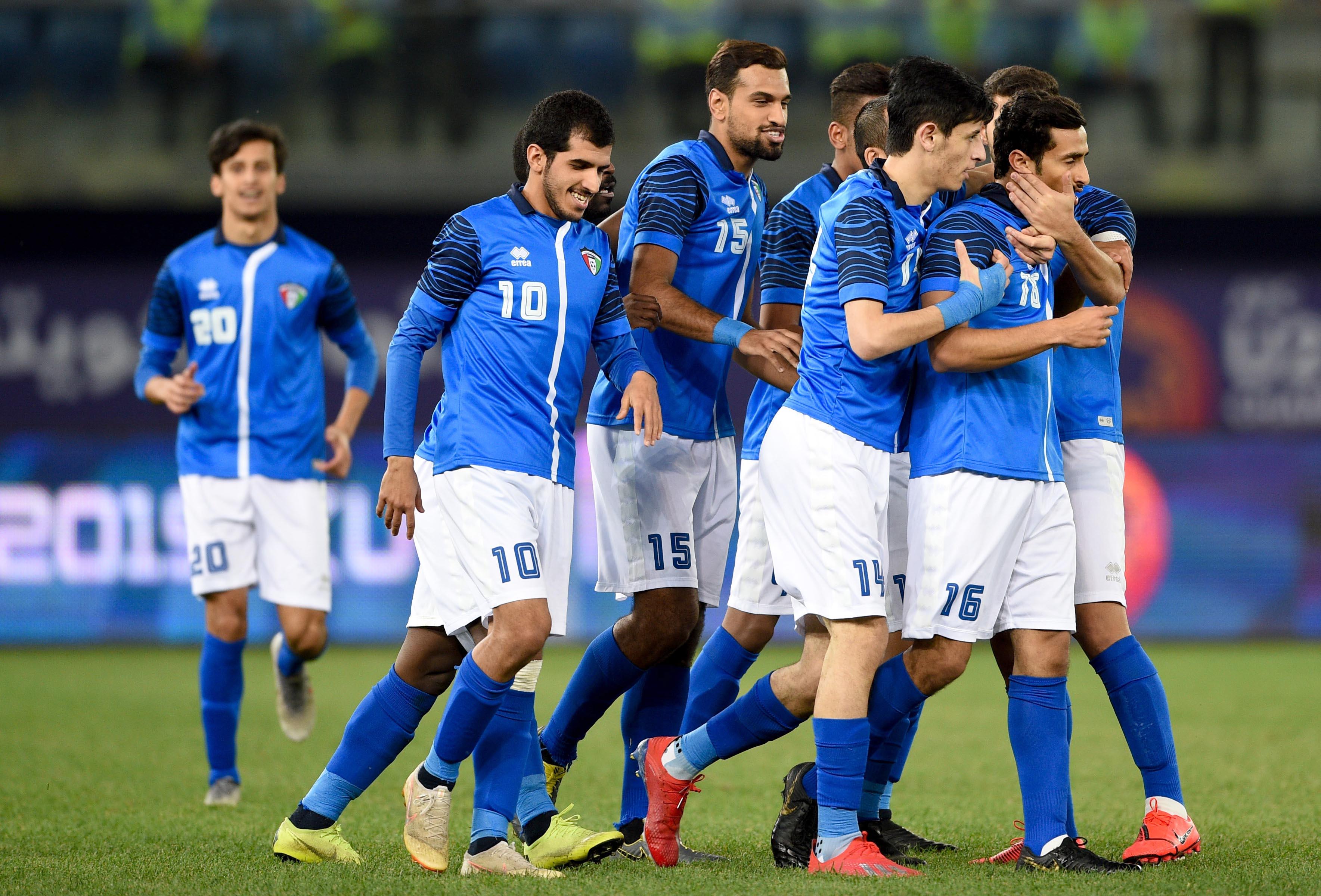 Image result for المنتخب الكويتي   2019