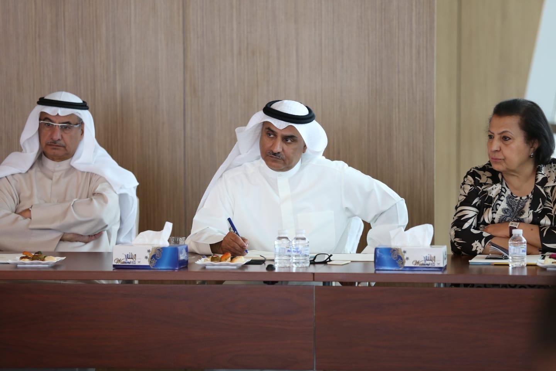 كونا وزير التربية الكويتي إنهاء العام الدراسي في الظروف الحالية رهن بتقدير السلطات الصحية التربية والتعليم 14 03 2020